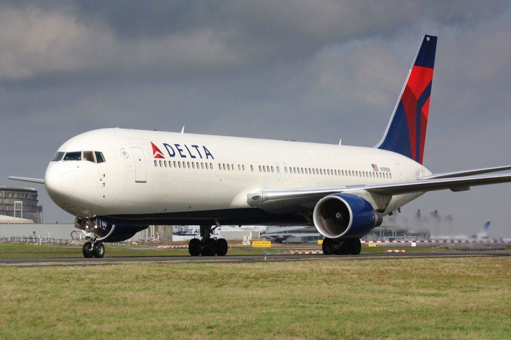 Delta Air Lines Boeing 767-300(ER)