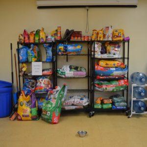 HSWA pet food pantry