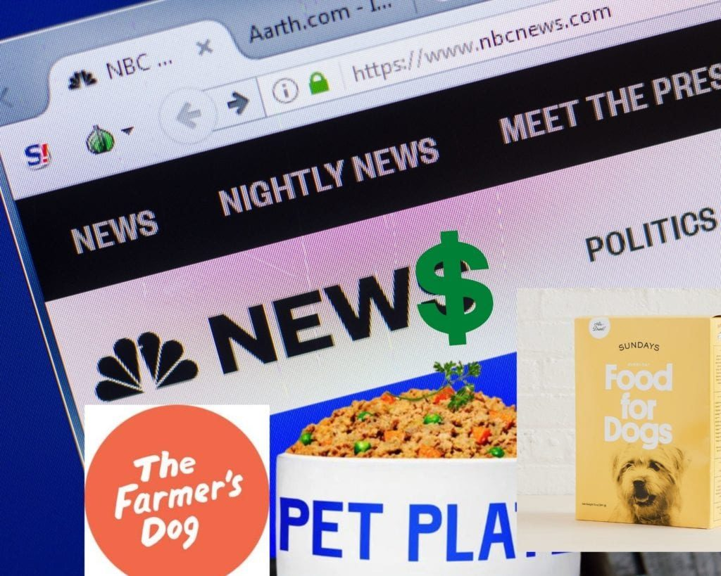NBC News pet food