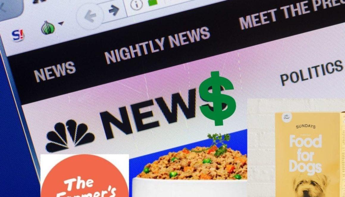 NBC News pet food