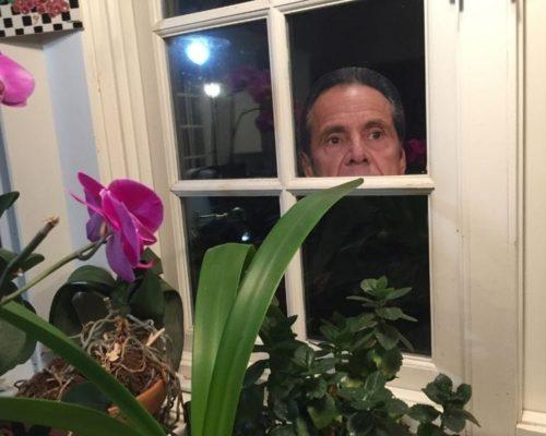 Peeping Cuomo
