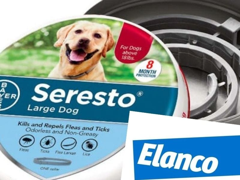 seresto elanco bayer