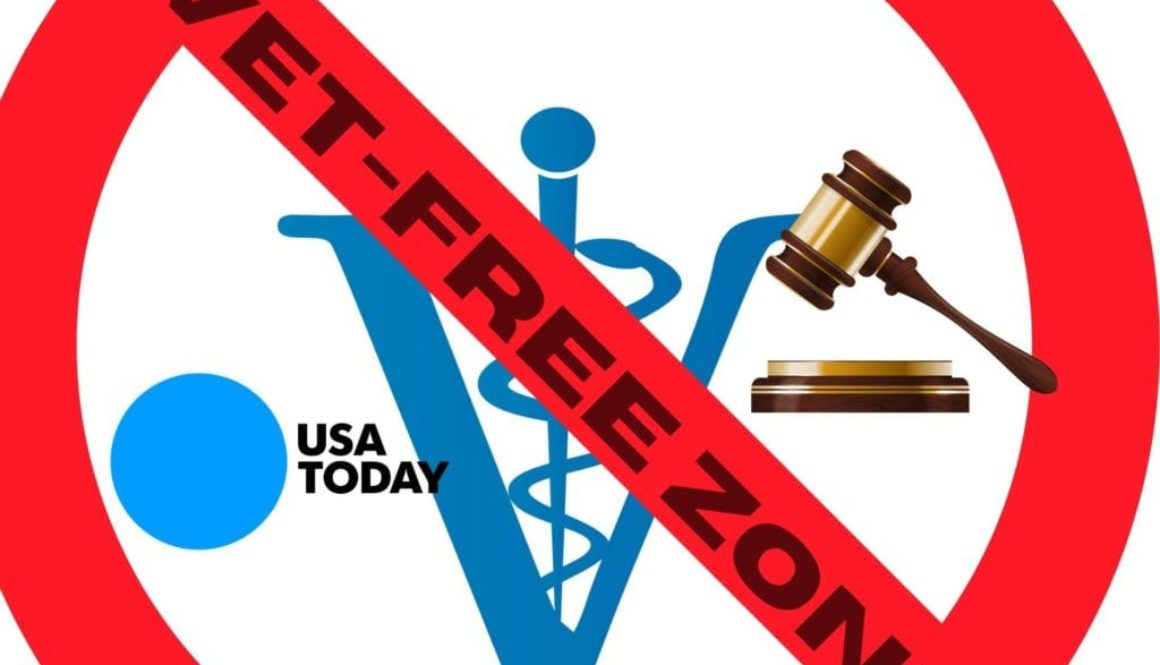 vet free zone